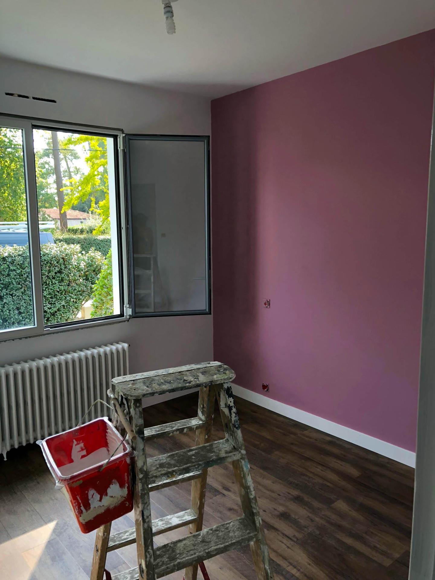 DACP17 peinture intérieur